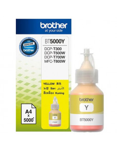 Cartus Cerneala Original Brother BT5000Y, Yellow