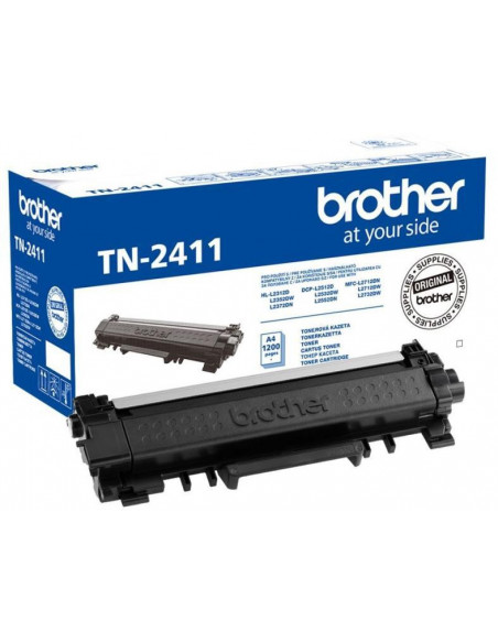 Cartus Toner Original Brother TN2411 Black, 1200 pagini