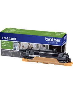 Cartus Toner Original Brother TN243BK Black, 1000 pagini
