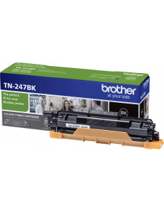 Cartus Toner Original Brother TN247BK Black, 3000 pagini