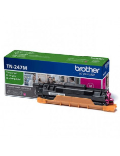 Cartus Toner Original Brother TN247M Magenta, 2300 pagini