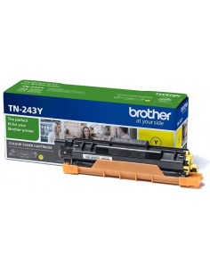 Cartus Toner Original Brother TN243Y Yellow, 1000 pagini