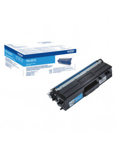 Cartus Toner Original Brother TN421C Cyan, 1800 pagini