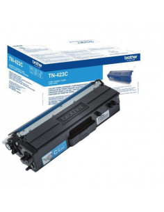Cartus Toner Original Brother TN423C Cyan, 4000 pagini