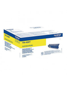 Cartus Toner Original Brother TN426Y Yellow, 6000 pagini