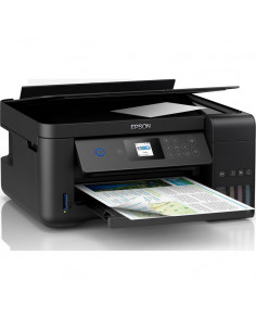 Imprimanta Multifunctionala Inkjet Epson L4160, A4, Duplex, Wireless