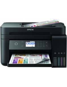 Imprimanta Multifunctionala Inkjet Epson L6170, A4, Wireless