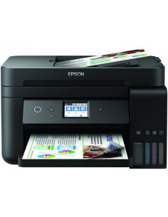 Imprimanta Multifunctionala Inkjet Epson L6190, A4, Wireless, Duplex, ADF