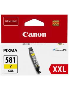 Cartus Cerneala Original Canon CLI-581XXLY Yellow, 824 pagini