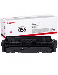 Cartus Toner Original Canon CRG055 Magenta, 2100 pagini
