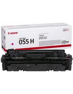 Cartus Toner Original Canon CRG055H Magenta, 5900 pagini