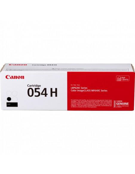 Cartus Toner Original Canon CRG054H Black, 3100 pagini
