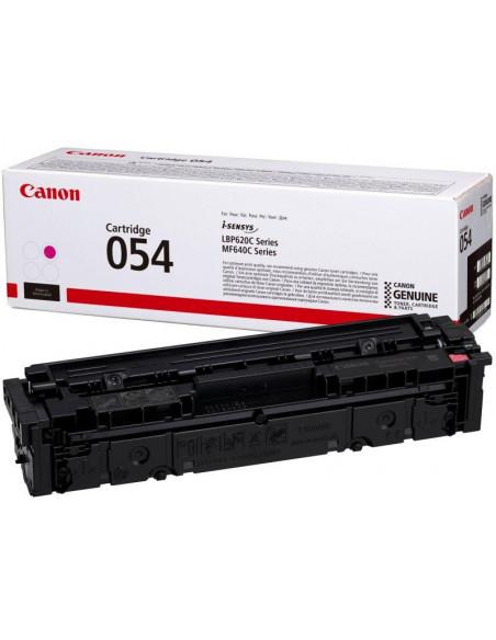 Cartus Toner Original Canon CRG054 Magenta, 2300 pagini