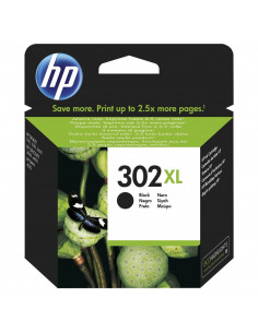 Cartus Cerneala Original HP 302XL F6U68AE, Black