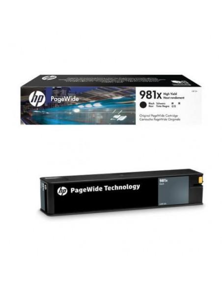 Cartus Cerneala Original HP XL 981X L0R12A, Black