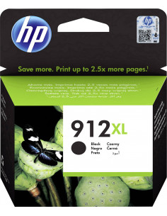 Cartus Cerneala Original HP 912XL 3YL84AE, Black