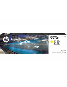 Cartus Cerneala Original HP XL 973X F6T83AE, Yellow