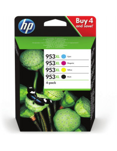 Cartus Cerneala Original HP 953XL 3HZ52AE, Multipack
