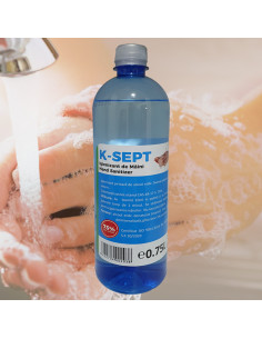 Dezinfectant maini Ksept, 750 ml