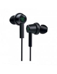 Casti Gaming In-Ear Razer cu microfon, 3.5 mm, Negru RZ12-02790200-R3M1
