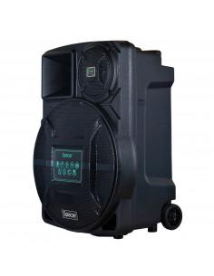 Boxa Portabila Bluetooth Spacer, Negru SPB-A25-BT