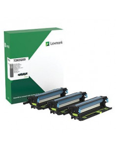 Unitate Imagine Originala Lexmark 72K0Q00, CMY