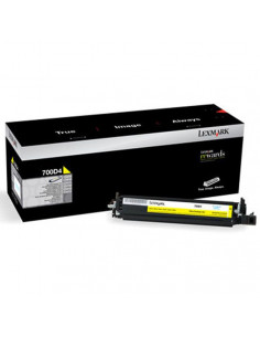 Unitate Imagine Originala Lexmark 74C0D40, Yellow