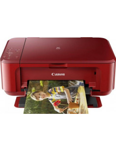 Multifunctionala Canon Pixma MG3650S Inkjet, A4, Rosu