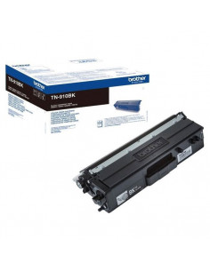 Cartus Toner Original Brother TN910BK Black, 9000 pagini