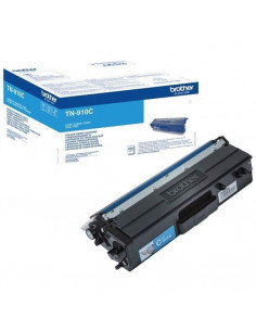 Cartus Toner Original Brother TN910C Cyan, 9000 pagini