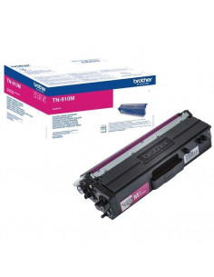 Cartus Toner Original Brother TN910M Magenta, 9000 pagini