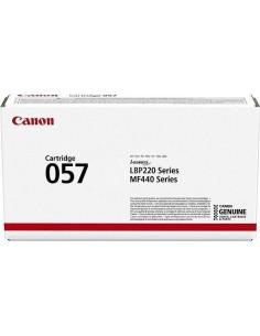 Cartus Toner Original Canon CRG057 Black, 3100 pagini