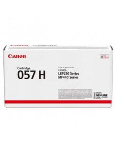 Cartus Toner Original Canon CRG057H Black, 10000 pagini