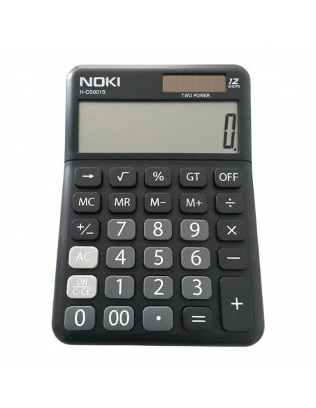 Calculator Birou Noki 12 Digiti Hcs001 Negru