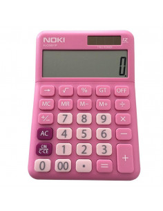 Calculator Birou Noki 12 Digiti Hcs001 Roz
