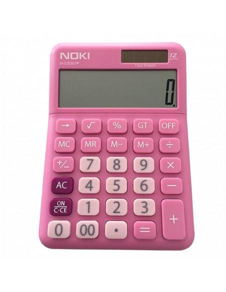 Calculator Birou Noki 12 Digiti Hcs001 Roz