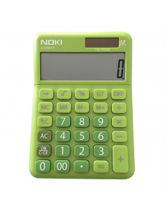 Calculator Birou Noki 12 Digiti Hcs001 Verde
