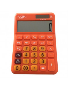 Calculator Birou Noki 12 Digiti Hcs001 Portocaliu