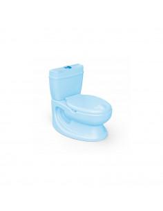 Olita Dolu Tip WC, Cu Sunet Bleu, 28x39x38 cm
