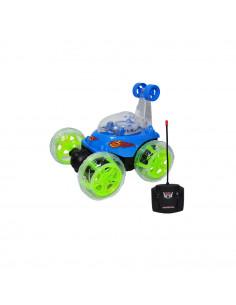 Masina RC cu 2 fete, 17x15,5x13 cm