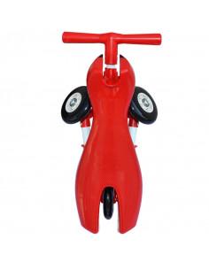 Tricicleta pliabila, metal si PVC, Diverse culori