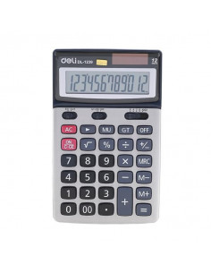 Calculator Birou Deli 12 Digiti 1239