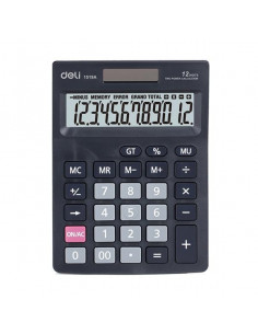 Calculator Birou Deli 12 Digiti 1519A