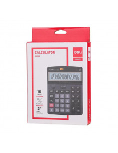 Calculator Birou Deli 16 Digiti 39259
