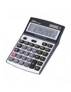 Calculator Deli Birou 14 Digiti Metal 39229
