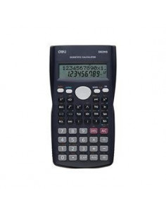 Calculator Deli Stiintific 12 Digiti 240F 82Ms