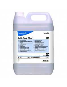 Dezinfectant pentru maini Soft Care Med H5, 5 L
