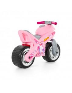 Motocicleta fara pedale Wader MX Unicorn, Roz