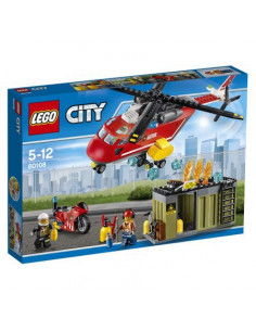 Lego City, Unitate de interventie pompieri