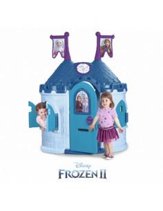 Casuta castel copii Feber Frozen II, 25 x 87 x 164 cm